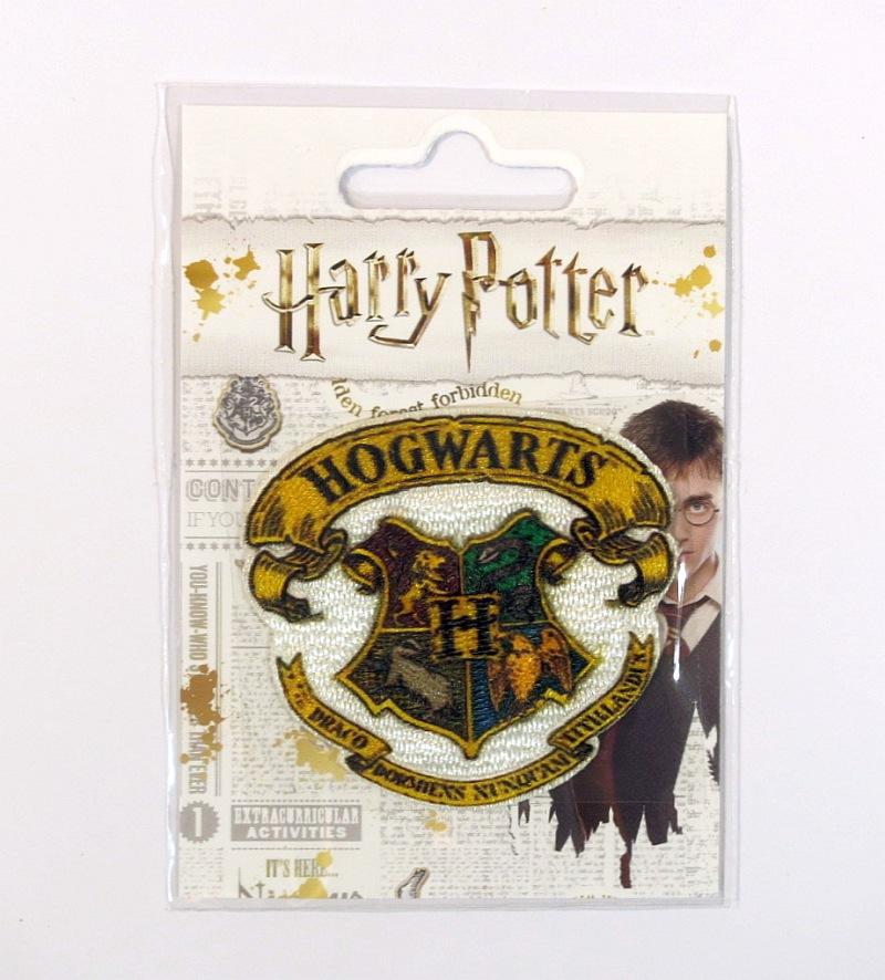 Bügelmotiv K Harry Potter Hogwarts