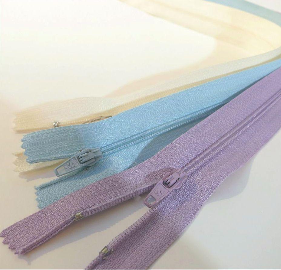 Kleiderreißverschlüsse aus Kunststoff