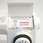 Nähmaschine Toyota CEV Detail 3